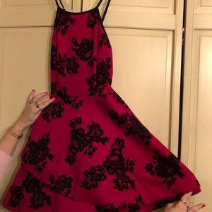 Dresses & Skirts - Maroon Dress make an offer